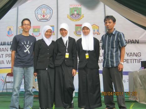 LKS Banten 2011